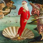 Se i quadri potessero parlare di Santa