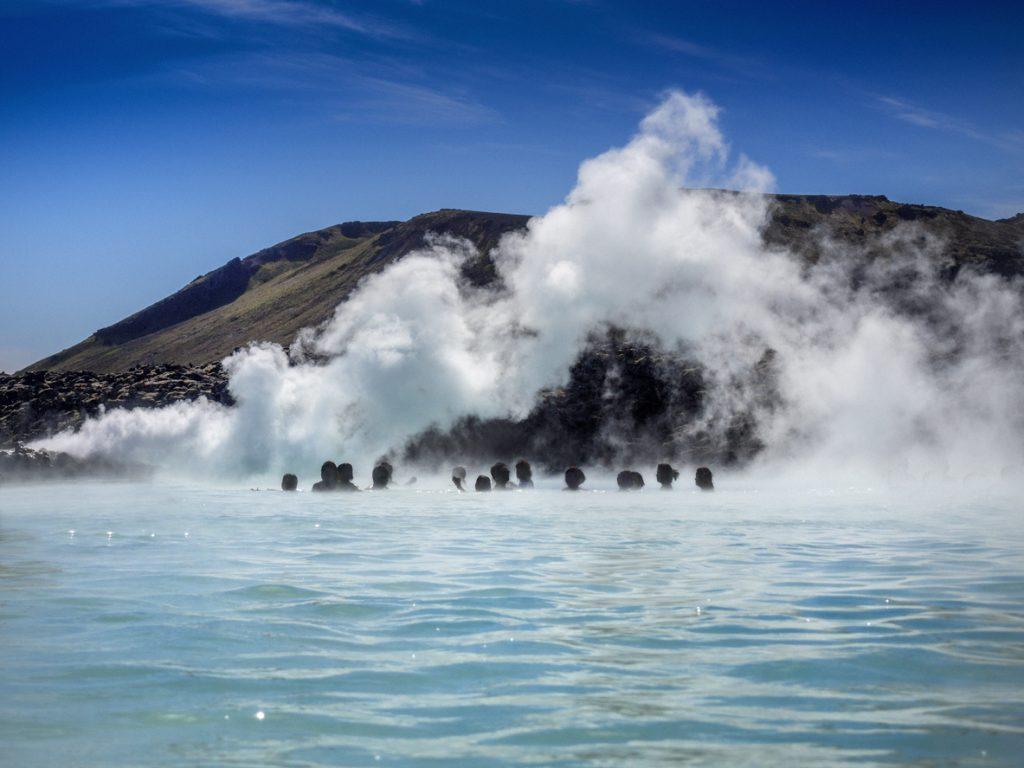 Islanda Blue Lagoon, Southern Peninsula, Iceland