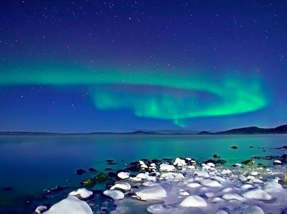 aurora boreale dove e quando