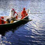 Forse non ti sei mai chiesto cosa fa Babbo Natale d'estate! Ecco le foto!