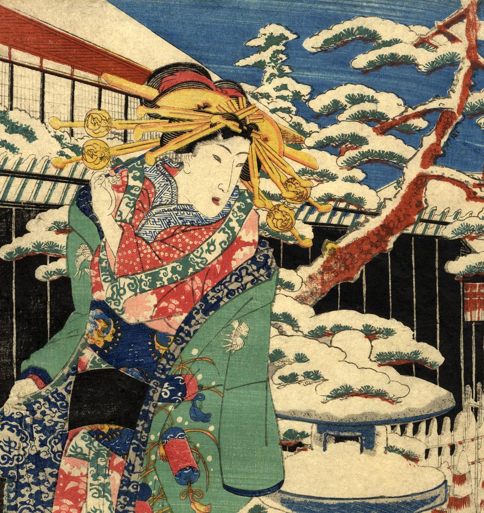 Babbo Natale in Giappone Santakuro