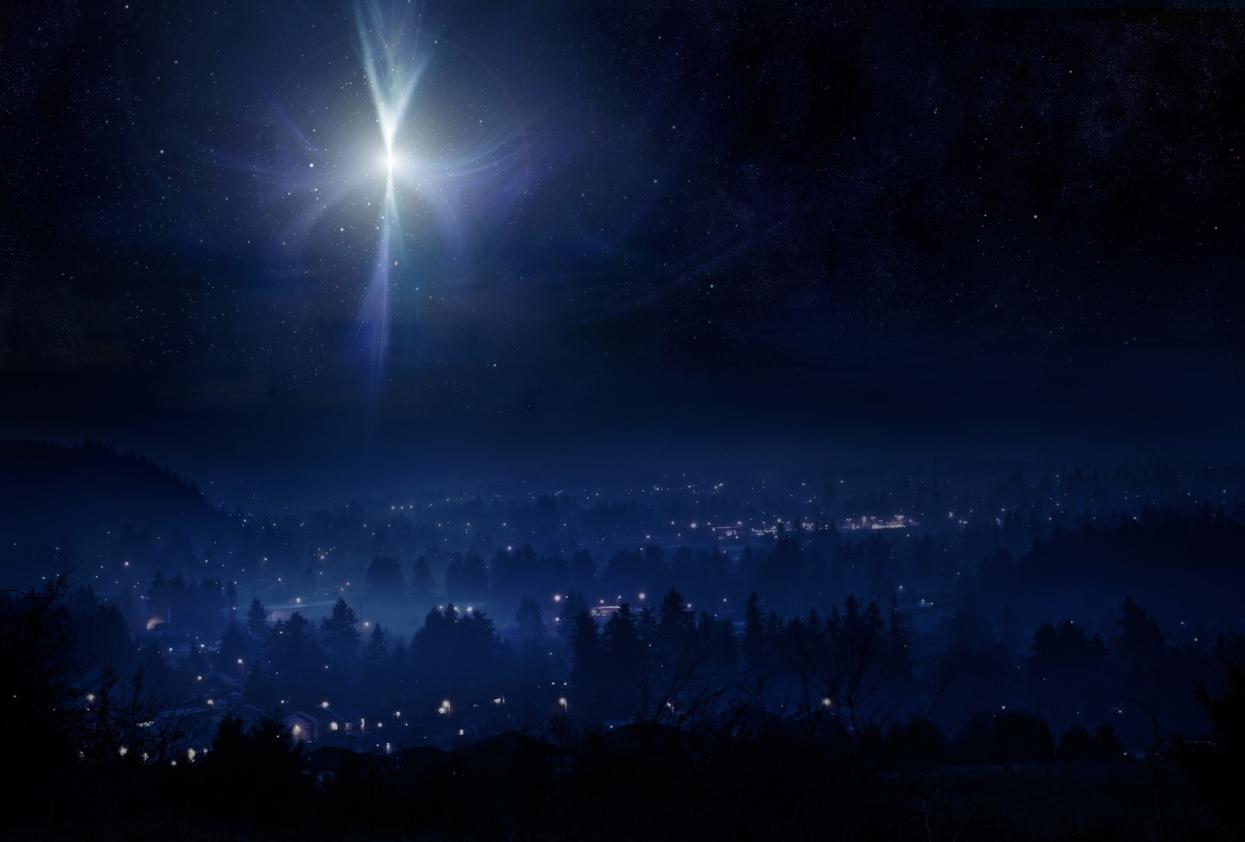 Foto Notte Di Natale.Mia Bianca Autore A Magic Blitzen