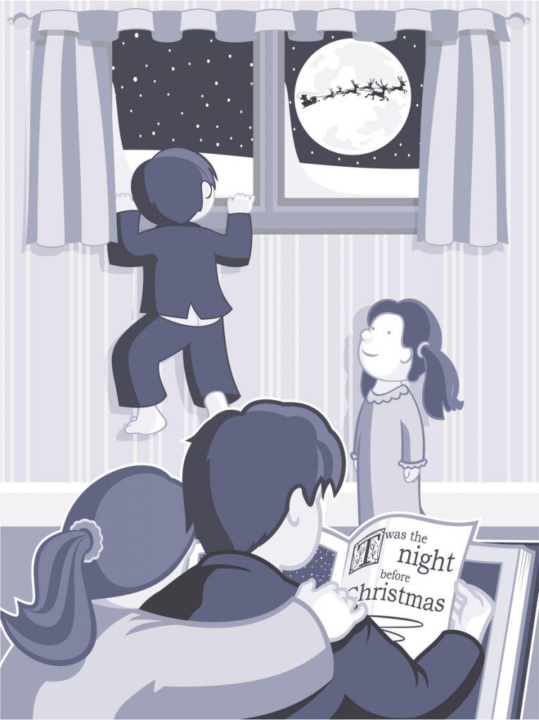 Gianni Rodari poesie sul Natale