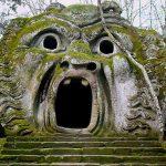 Orchi, grifoni, sirene, draghi… i mostri esistono! (a Bomarzo)