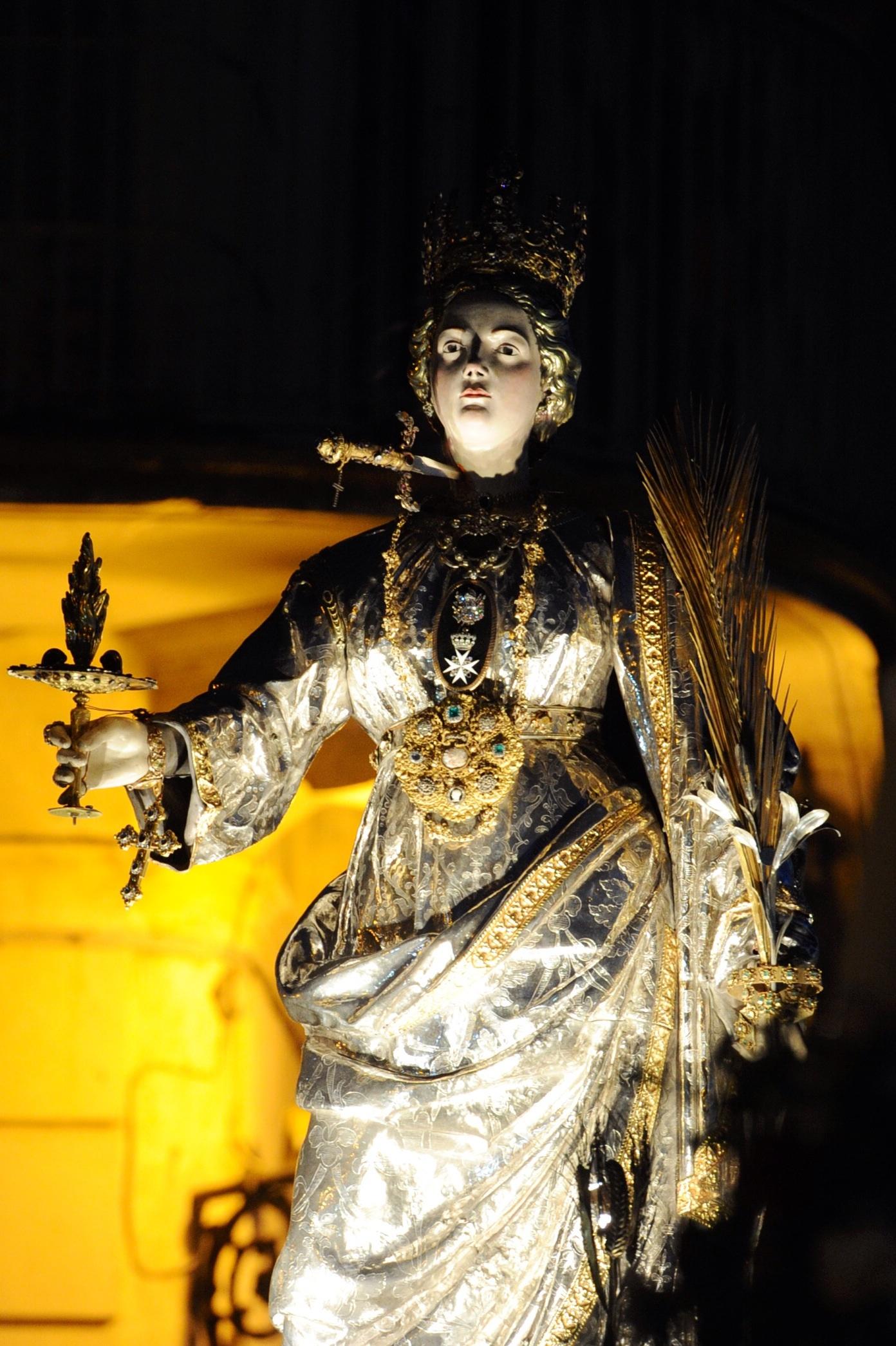 Santa Lucia tradizioni