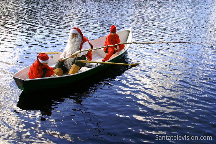cosa fa Babbo Natale d estate (4)