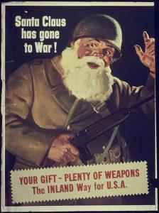 Babbo Natale anni 40