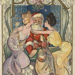 L'album di foto di Babbo Natale, dal XIII al XX secolo 🎅🏻