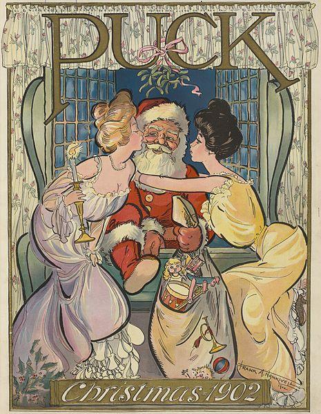 Immagini di Babbo Natale