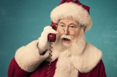 Babbo Natale numero di telefono