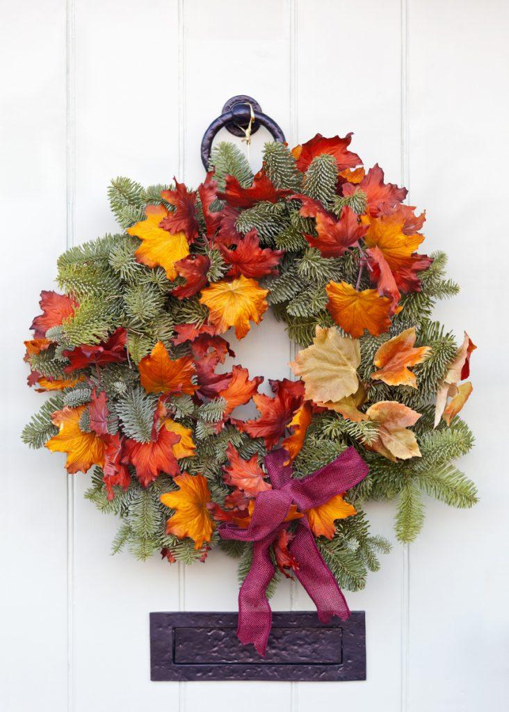 decorazioni per la casa autunno le nostre idee