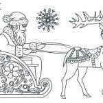 Disegni di Natale da colorare 🎅