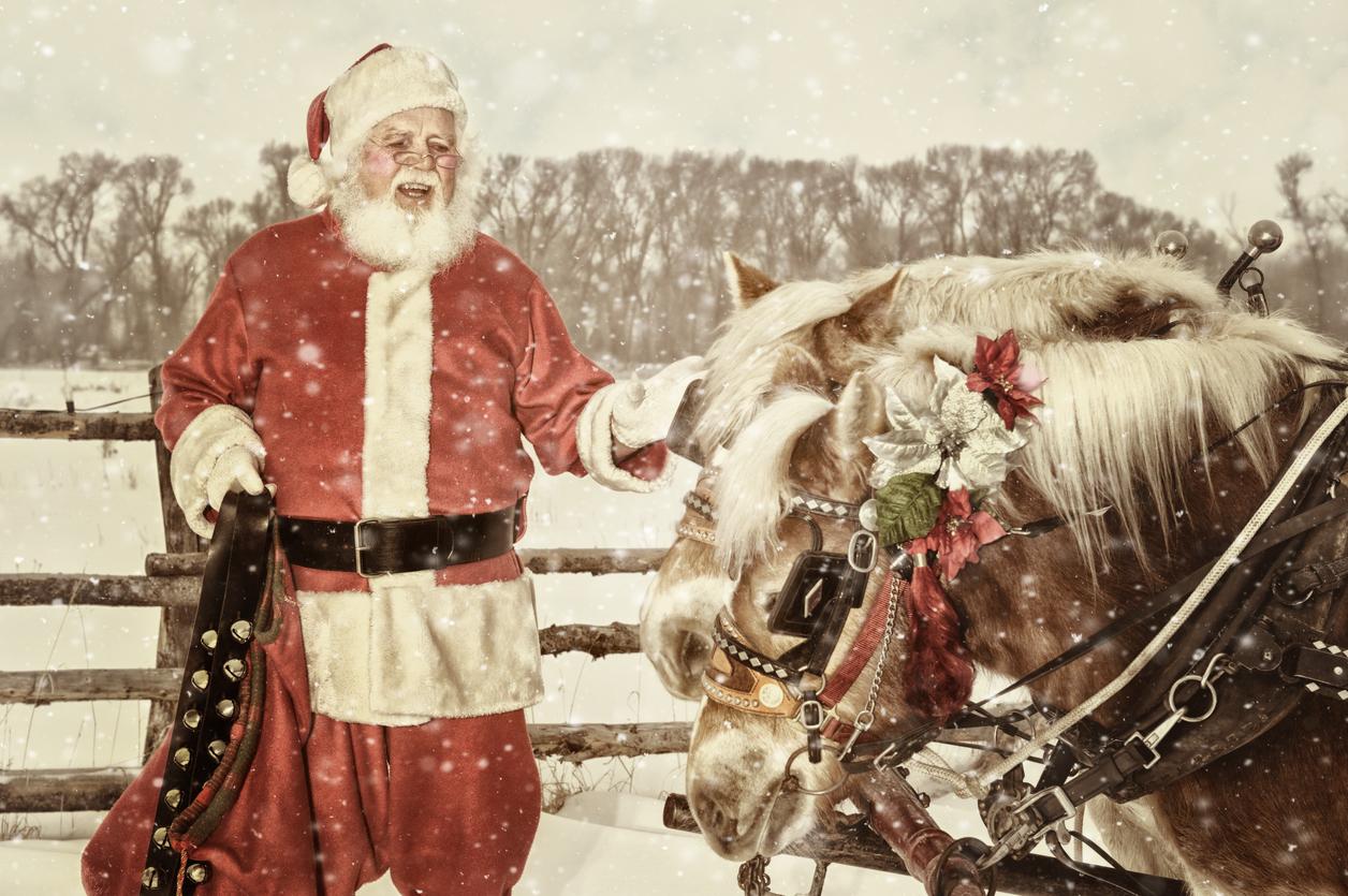 La storia di Babbo Natale biografia