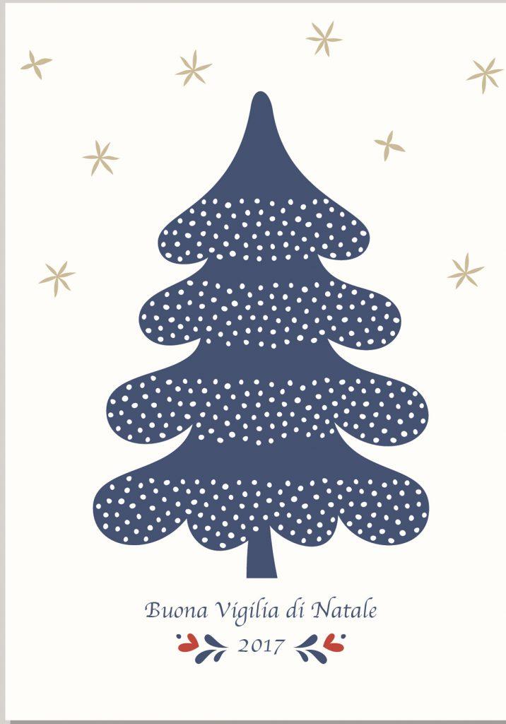 Menu Di Natale Da Stampare E Compilare.Buona Vigilia Di Natale I Biglietti Di Auguri Le