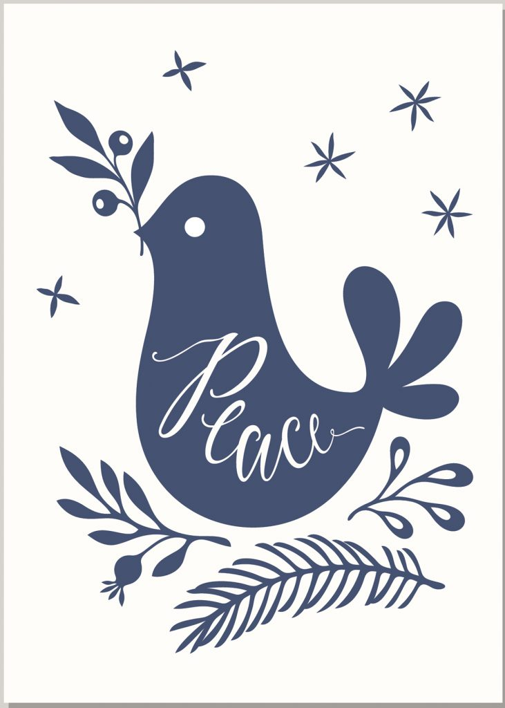 Buona Vigilia di Natale pace
