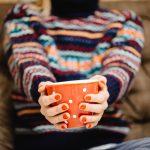 Tè autunnale: tè rosso, cannella, scorza di arancia…