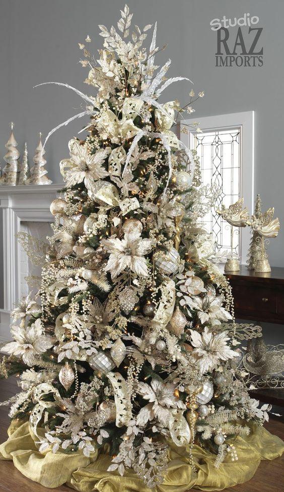 Albero di Natale Barocco