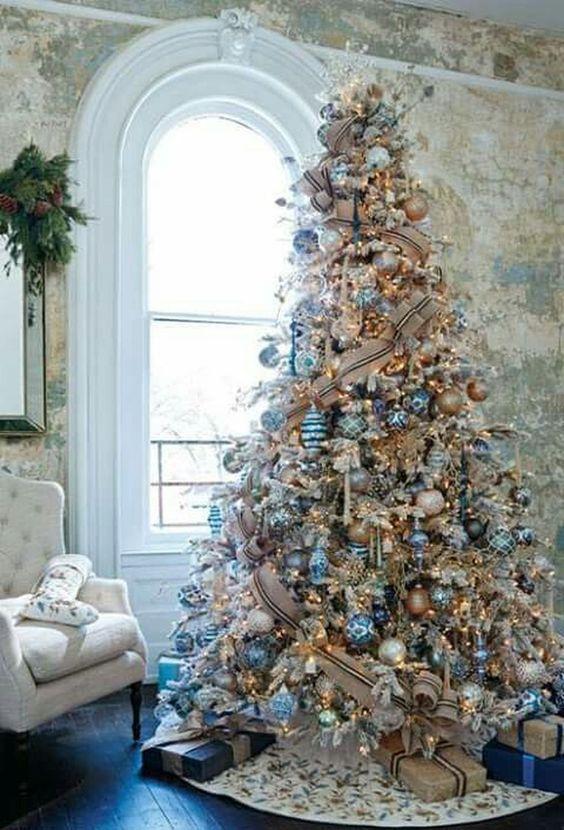 Albero di Natale Pinterest