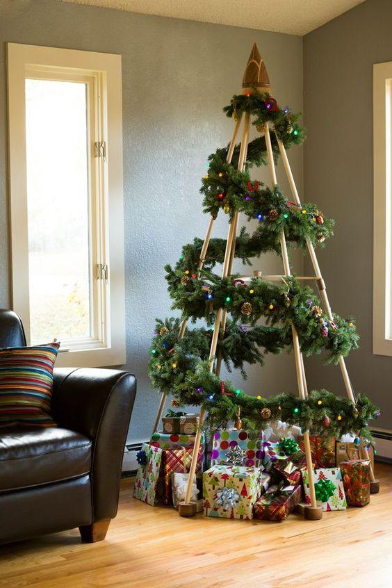 Albero di Natale a spirale