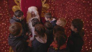Rubio in missione per Babbo Natale