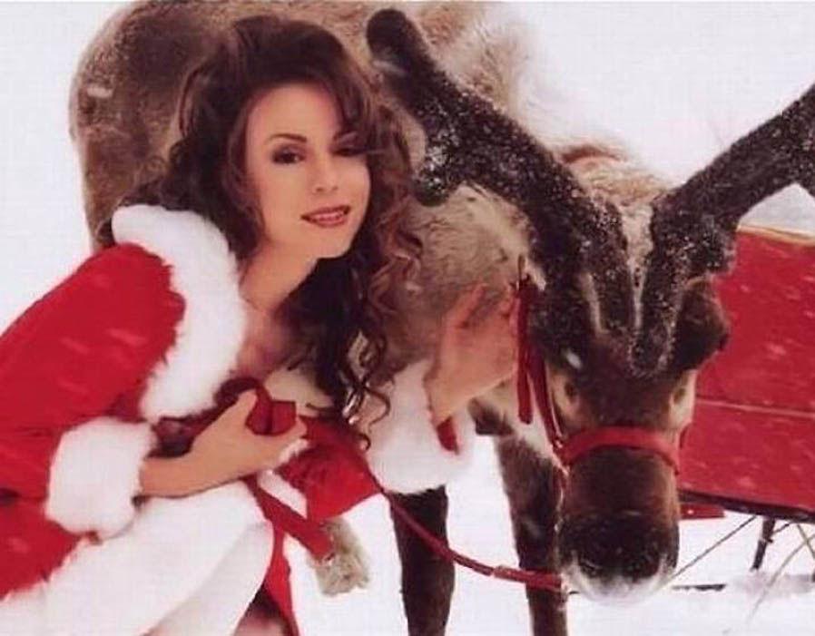 Canzoni di Natale Mariah Carey