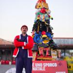 Babbo Natale ha affidato una missione a Chef Rubio!
