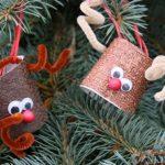 Le nostre palline fai da te per l'albero di Natale
