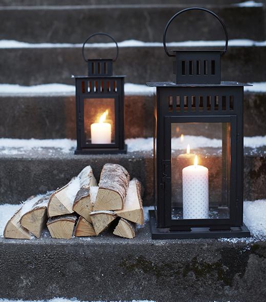 Immagini Lanterne Natalizie.Lanterne Natalizie Per Una Casa Magica A Natale