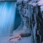 Le cascate del Niagara ghiacciate che non conoscevamo