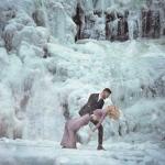 La sposa delle nevi che ci sta facendo sognare