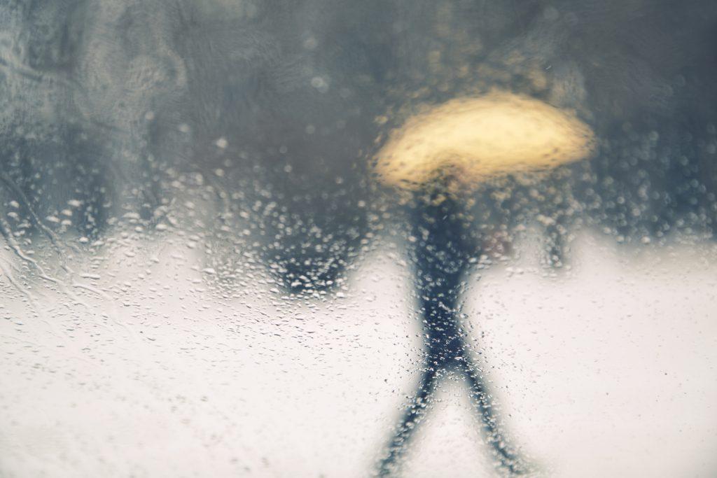 Freddo in arrivo - pioggia