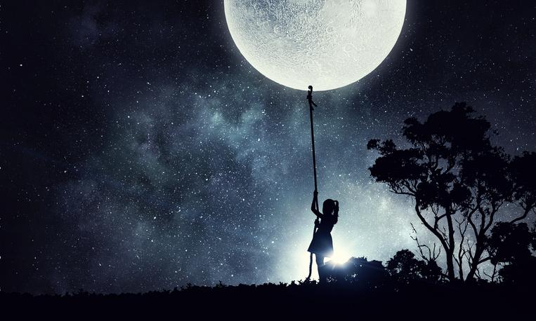 Luna piena rituali