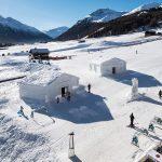 Snow Suite: dormire in una stanza di neve. Una vacanza da favola!