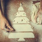 L'alberello bianco, dolce cremoso di Natale