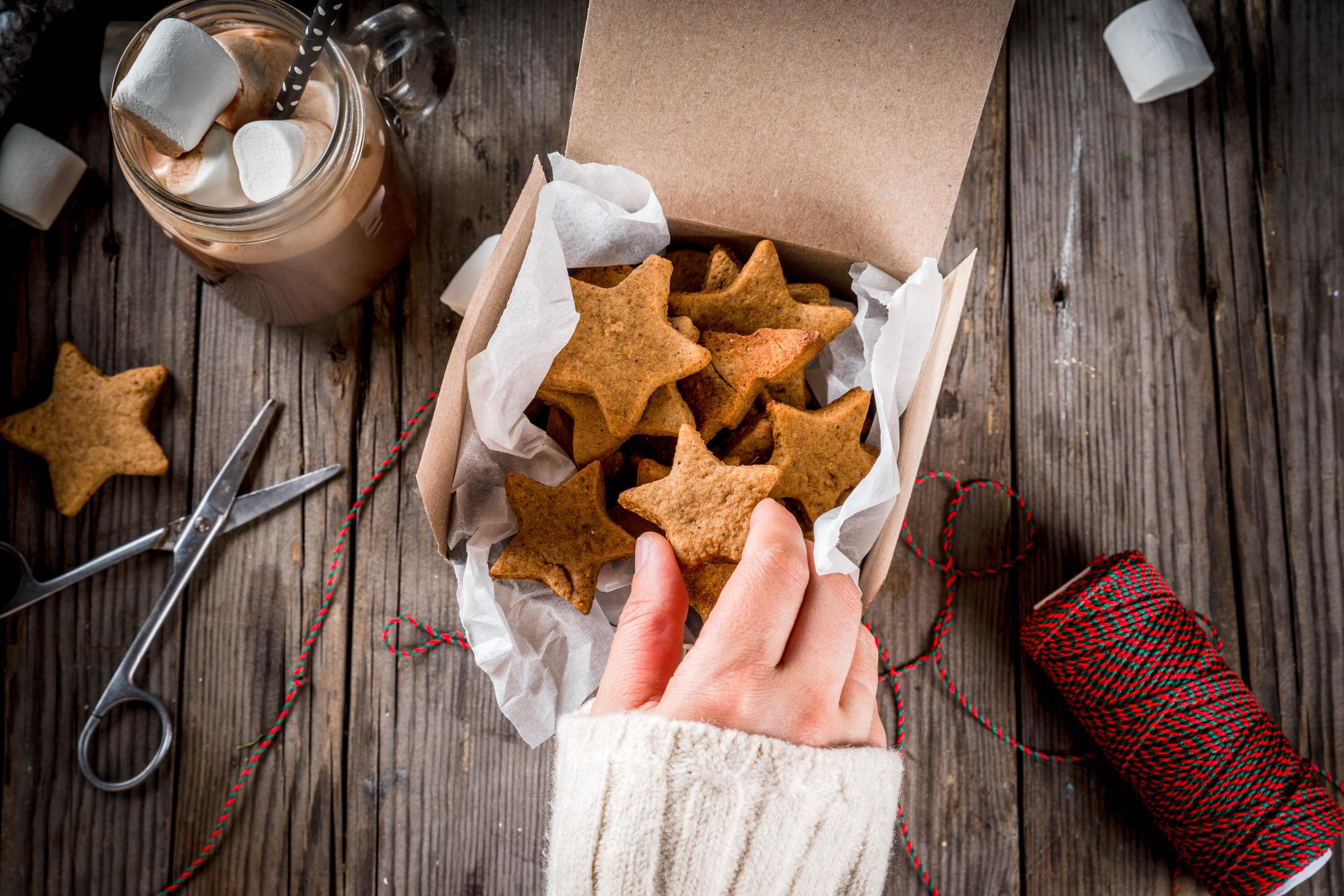 Biscotti della fortuna ricetta