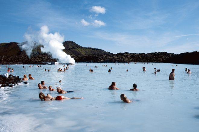 Laguna Blu Islanda