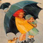 Vento | Poesia di Gianni Rodari