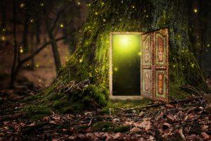 La casa del folletto nel bosco