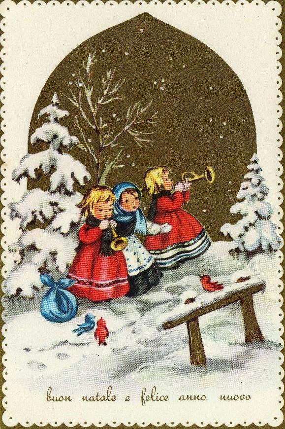 Immagini Natale Vintage Gratis.Immagini Natalizie Vintage Il Lato Nostalgico Delle Feste