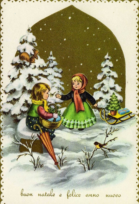 Immagini Vintage Natale.Immagini Natalizie Vintage Il Lato Nostalgico Delle Feste Magic Blitzen