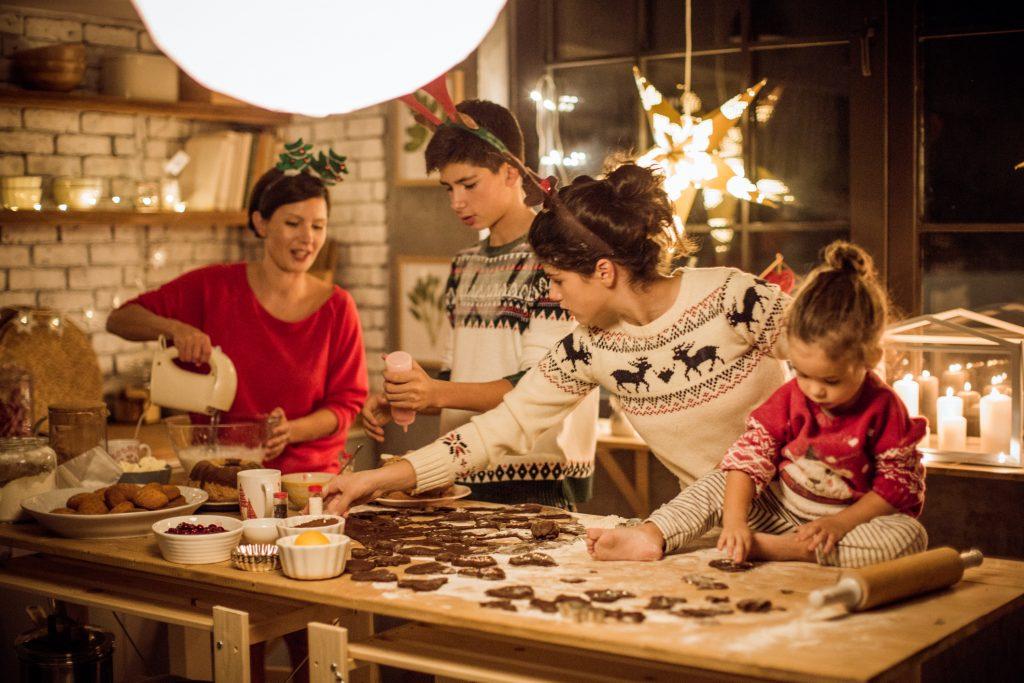 Cenone Natale: come fare la lista della spesa