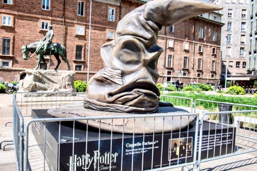Cappello Harry Potter Milano