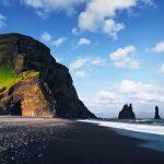 Reynisfjara, la spiaggia nera più bella d'Islanda