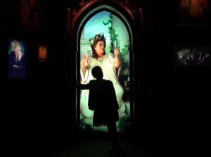 L'ingresso alla torre Grifondoro @xabieririondo