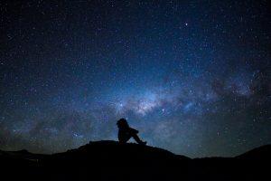 Le stelle nella notte di San Lorenzo