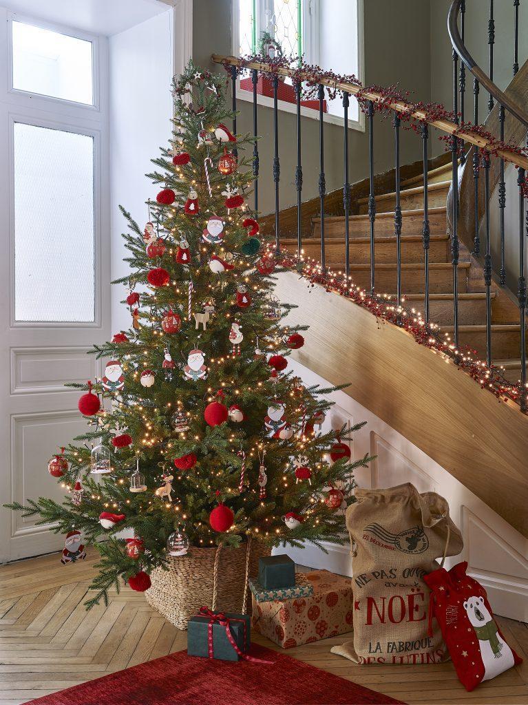 Decorazioni albero Maisons du Monde