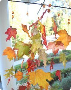 foglie acchiappasogni