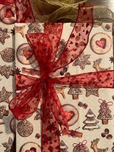 Pacchetto regalo di Natale