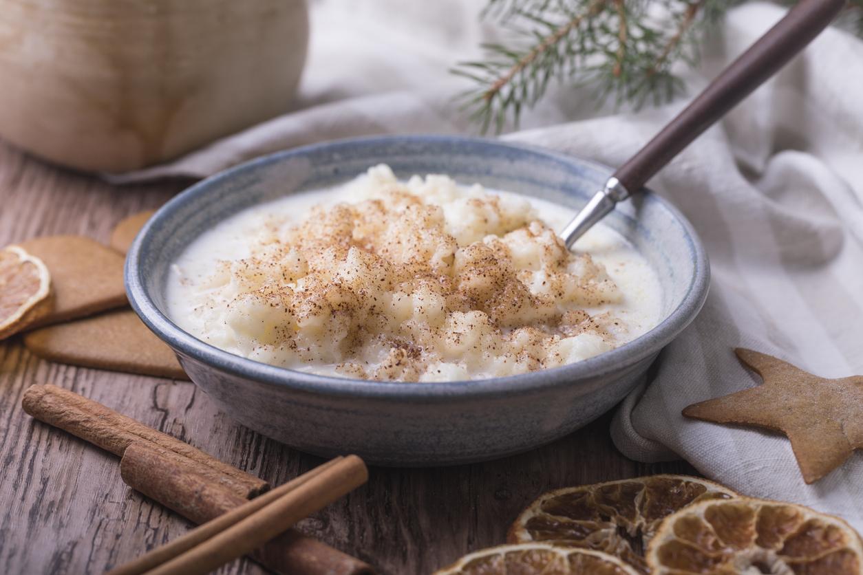 budino di riso svedese