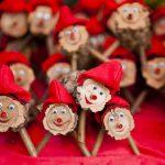 Il tronchetto di Natale della Catalogna e il suo cappellino